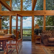 Spectacular Mountain View Helen GA. The Heart of Georgia Wine Country Sleeps10