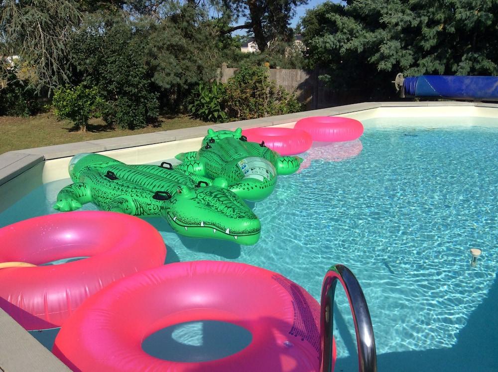 Maison Bobo Chic 8 Mins Angers Center Swimming Pool Spa