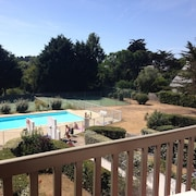 Nice Apartment 2 CH 4/6 Persons Swimming Pool AND Tennis Court