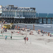 Daytona Beach Ocean Front 3rd Floor Balcony Amazing View Updated Family Friendly