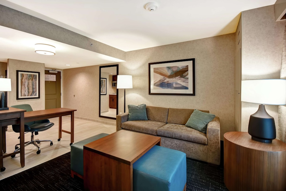 Living Area, Homewood Suites by Hilton Pleasant Hill CA