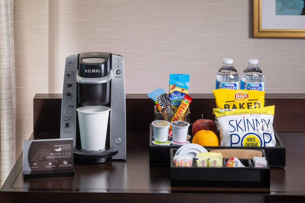 Room Amenity, Homewood Suites by Hilton Pleasant Hill CA
