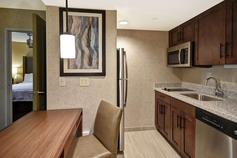 Private Kitchen, Homewood Suites by Hilton Pleasant Hill CA