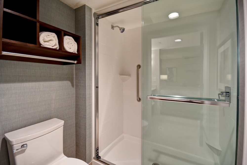 Bathroom Shower, Homewood Suites by Hilton Pleasant Hill CA