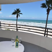Spectacular Direct Ocean Front 2b/2b Condo -large Private Balcony, Views Galore!