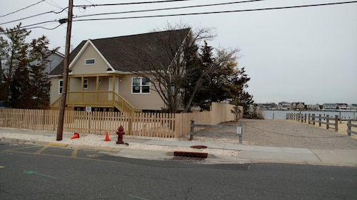 Brand New Bay Front Lavallette Home