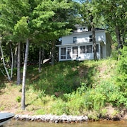 Rare Offering! Lake Tomahawk Vacation Rental Home: Start Or Continue A Tradition