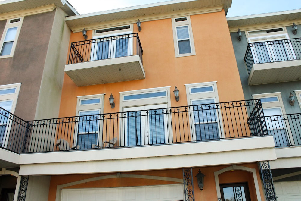 Exterior, Upscale Beach Vacation. Walk to the beach/pool. Close to area attractions!