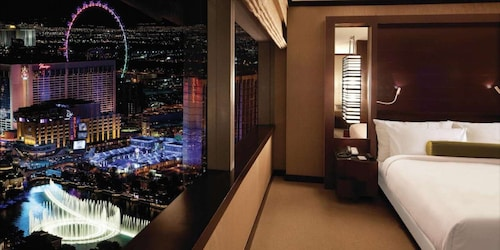 Luxury Condo W/ Bellagio Fountain View At Vdara City Center