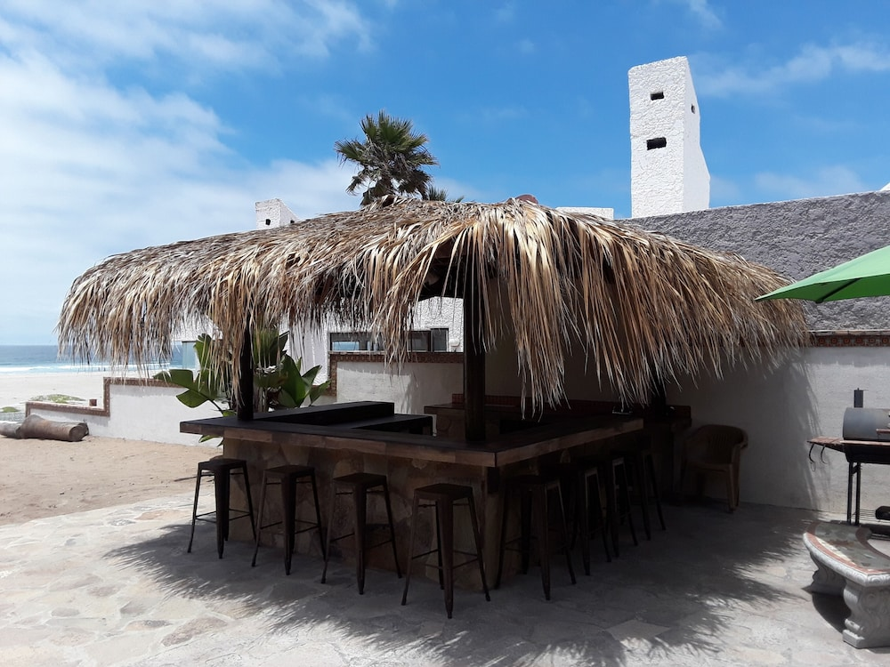 Property Grounds, Beach Front Casita With a lot of Charm Inside the Gated Community of La Salina