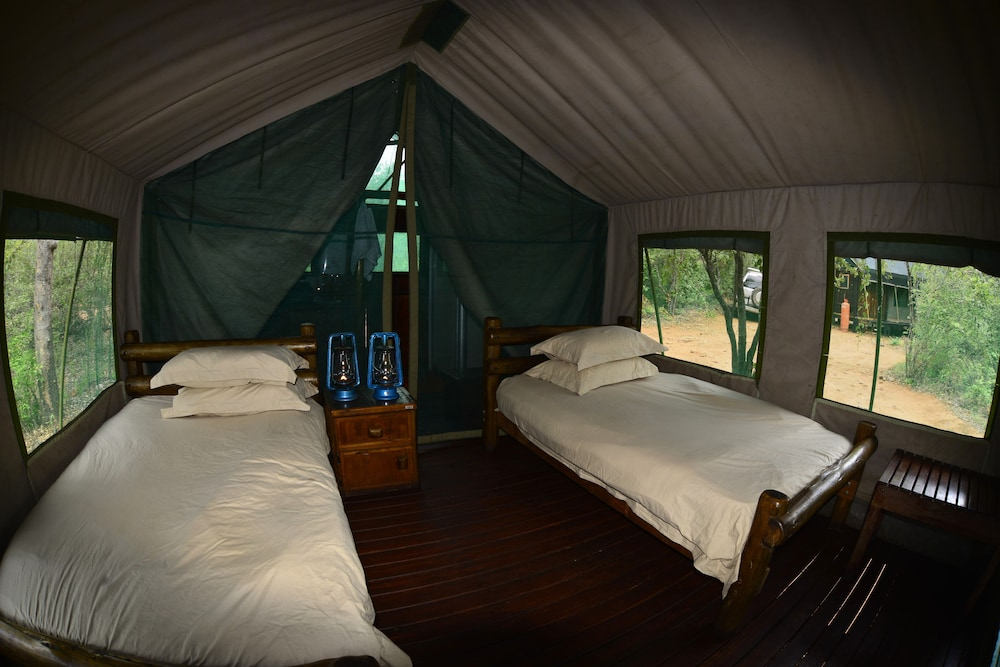 Room, Mutale Falls Safari Camp