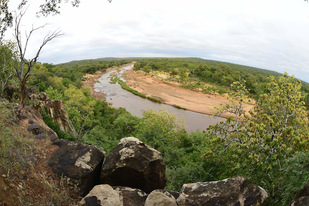 View from Property, Mutale Falls Safari Camp