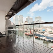 Luxury Bay Apartment - Canary Wharf