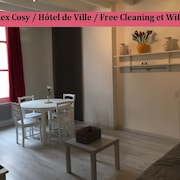 Bordeaux City Center Hyper Street Bouffard, Duplex Renovated, Cozy and Bright