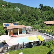 Chalet Cevennes, France, Gard, Ardeche, Pool, Quiet, Garden, Near Activities