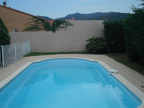 Villa 8 Pers. 3 ch. Heated Private Pool Without Vis-à-vis