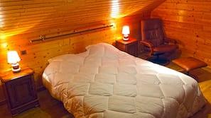 6 chambres, fer et planche à repasser, Wi-Fi, draps fournis