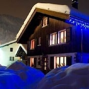 Apartment in a Village of Haute-savoie, at the Foot of the Slopes, La Clusaz