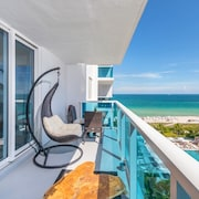 **stunning! 5* 1br- Oceanfront Spacious-hotel Owner Suite**