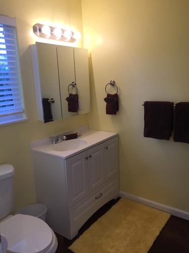 Bathroom, Brand new Studio Apartment
