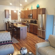 NEW Three Bedroom TWO AND A Half Bath With Garage Grocery Shopping Upon Request