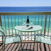 Fully Remodeled Beach Condo, Right On The White Sands, Unobstructed Ocean Views
