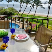 Ocean Front At Kealia Resort, Rental Car Available