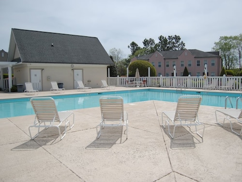 Great Place to stay Myrtle Beach - Legends Golf Resort- 2BR First Floor W/ Patio & Wifi near Myrtle Beach