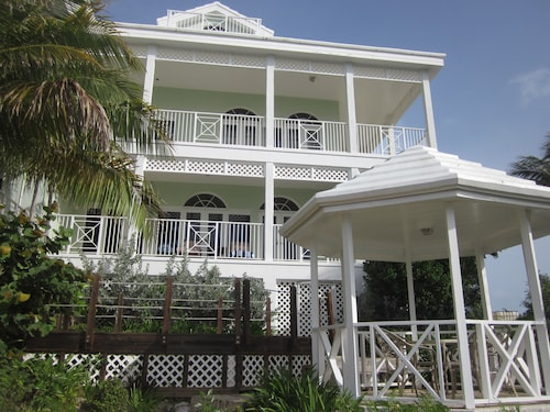 July Reopening Special! Oceanfront Property With Boat Included!