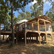 Yurt On Beautiful Logan Martin Lake. Located Within Clear Creek Cove RV Resort