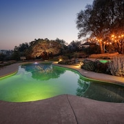 Gateway To Yosemite - Amazing Estate With Beautiful In Ground Pool And Hot Tub