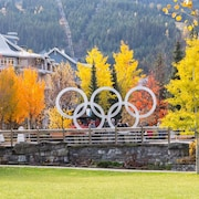 Spectacular Whistler Village Location Overlooking Village Stroll- 400m TO Slope