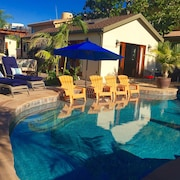 Pool View Casita OWN Entrance & 24 HR. Parking. Pool A/c, Heat., Tranquil