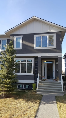Executive New Built House Across From Canada Olympic Park