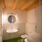 Lavarone Apartment Green Romantic Attic With Free Wi-fi Internet
