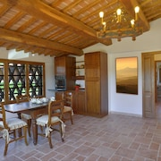 Nice Apartment of 65 Square Meters in Typical Tuscan Farm Building, Nice Finish