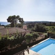 Villa Eleni Trapezaki Fully Equipped 3BD With Views to the Ionian Sea