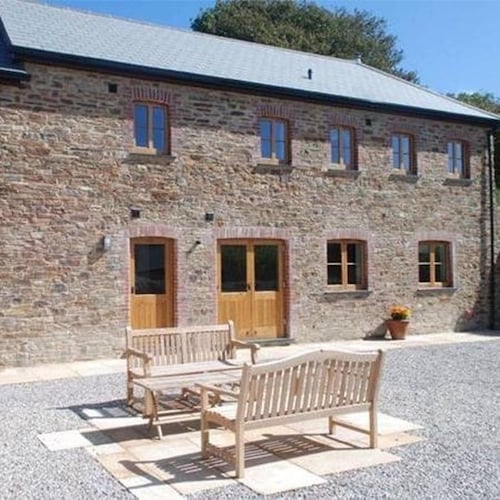 'the Stables', Hope Cove - Newly Converted Barn - Sleeps 6