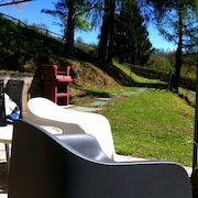 Taiobe Romantic View & Chalet Relax Close to Bergamo and Como Lake