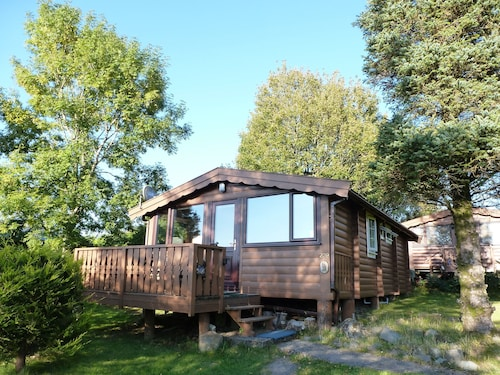 Snowdonia Lodge Retreat.previously. Holiday Lodge to let