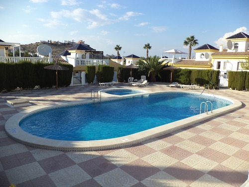 Registered Holiday Home in Sunny Rojales on the Costa Blanca