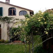 House Poggio il Palagio on Vinci Hills With Panoramic Views