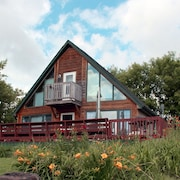 Hidden Chalet, Panoramic Country View, Children Friendly