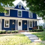 Family-friendly, Centrally Located, Quiet, Updated, Historic Home Built in 1890