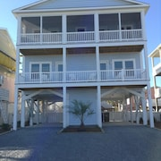 Brand New for 2017!!! Ocean/intracoastal View!!! Private Pool/golf Cart/bikes!!!