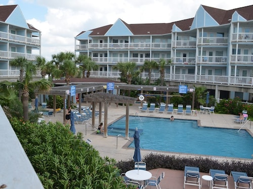 Amazing Views Of The Gulf And The Beautiful Pool Area From Your Balcony