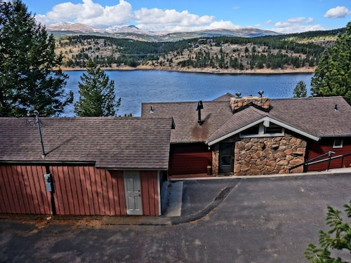 Great Place to stay Lakeshore Villa In Nederland With Private Lake Access Ski Eldora near Nederland