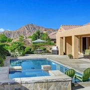Private Gated Pool/spa Home With Mountain Views Close to Everything!