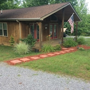 Nice Newer Wood Sided Lake Cabin Only 1/2 Mile From Lake Barkley
