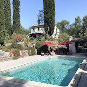 Enchanting Stone Mas of Provence. 4b/3b Private Pool & Garden Ideal for Groups
